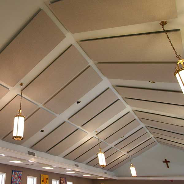 Ceiling Sound Absorbtion